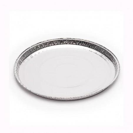 Plato de Aluminio Tarta Santiago 275ml 1150ml (800 Uds)