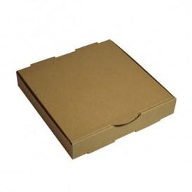 Caja Carton Kraft 33x33x4 cm (100 Uds)