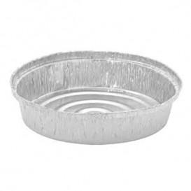Envase de Aluminio Redondo para Pollos 900ml (500 Uds)
