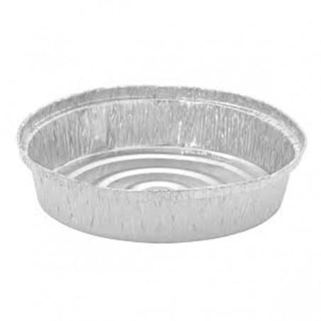 Envase de Aluminio Redondo para Pollos 935ml (500 Uds)