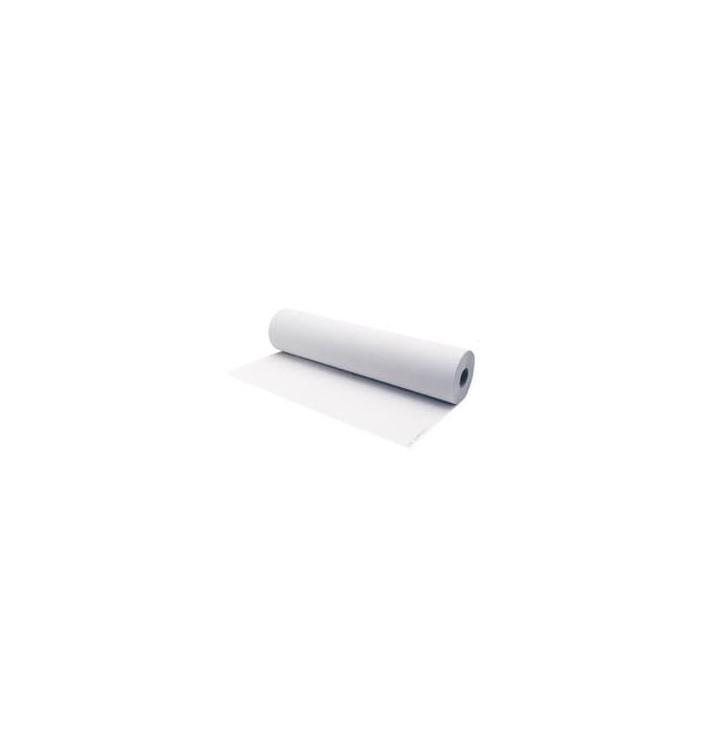 Rollo Papel Rizado para Camillas 70m Blanco (6 Uds)