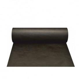 Mantel Camino Novotex Negro 0,4x48m 50g P30cm (6 Uds)
