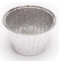 Envase Aluminio Flan 127ml (100 Uds)