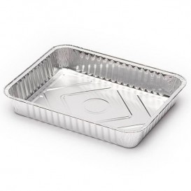Bandeja de Aluminio 226x175mm 1000ml (1.000 Uds)