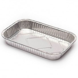 Bandeja de Aluminio 283x186mm 1500ml (600 Uds)