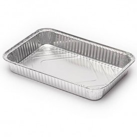 Bandeja de Aluminio 315x212mm 2200ml (500 Uds)