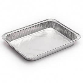 Bandeja de Aluminio 328x264mm 2400ml (280 Uds)
