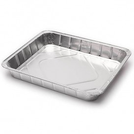 Bandeja de Aluminio 405x330mm 4965ml (40 Uds)