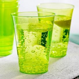 Vaso Inyectado Verde 230 ml (150 Uds)