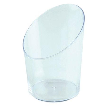 "Vaso Degustación Mini Tubo PS ""Water Green"" 30ml (500 Uds)"