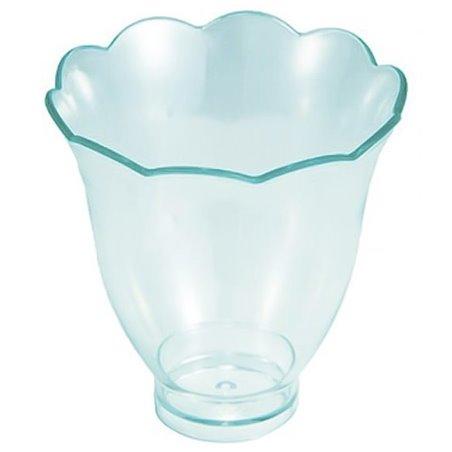 """Vaso Degustacion Pétalo """"Water Green"""" 6,2cm 70ml (288 Uds)"""