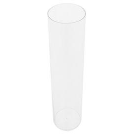 Vaso Plastico Degustacion Largo Transp. 4,5x10,5cm 130ml (100 Uds)