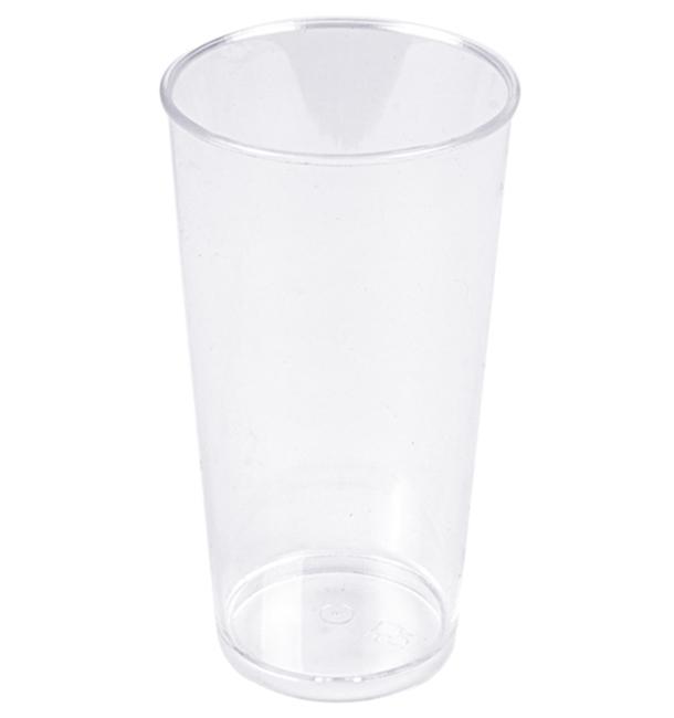 Vaso Tubo Degustacion Transparente 4,5x8cm 80ml (50 Uds)