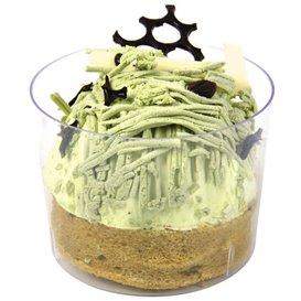 Vaso de Plastico Catering Degustacion Transp. 7,8x5,8cm (200 Uds)