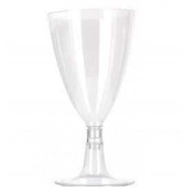 Copa Desechable de Plastico Agua o Vino 140ml 2P (600 Uds)