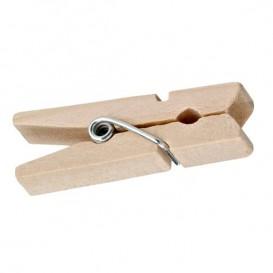 Pinzas de Bambu Catering 25mm (100 Uds)