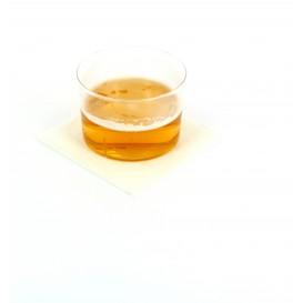 Servilleta de Papel Cocktail 20x20cm Blanca (3.000 Uds)