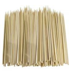 Pinchos Brocheta de Bambú 80mm (200 Uds)