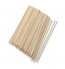 Pinchos Brocheta de Bambú 100mm (30000 Uds)