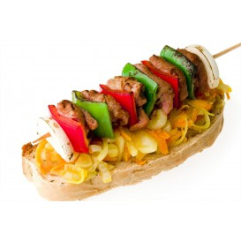 Pinchos Brocheta 200 mm (10.000 Uds)