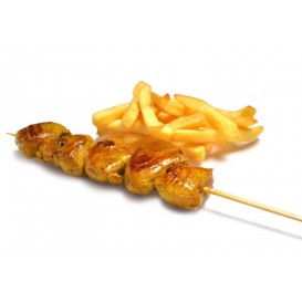 Pinchos Brocheta 250 mm (10000 Uds)