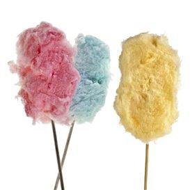 Stick para Algodón de Azúcar 40cm (1000 Uds)