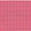 Manteles de papel cuadros vichy rojos